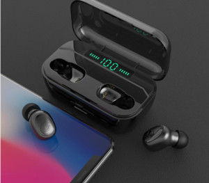 NEW 2020 TWS 5.0 Bluetooth Earphones LED Display Wireless Earbuds Studio Headphones Stereo Bass Headset 3500mah Wirless Charging Charger Box