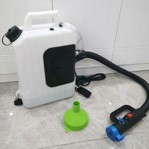 10L 1400W zaino elettrico ULV nebulizzatore spruzzatore freddo appannamento macchina disinfezione 110V / 220V