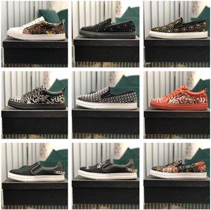 PHILIPP PLEIN PP SS20 neue Ankunfts-vollkommene Qualität mit Kasten-Marken-Entwerfer-Männer Slip-On-beiläufigen Schuh-Mode-Turnschuh-Größe 38-45