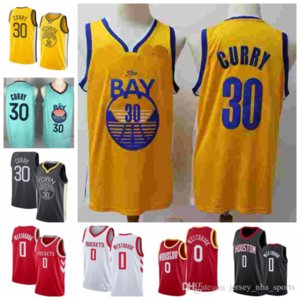 01 2019 The Game Russell Westbrook 0 News Goldenn Stephen Curry 30 Basketball Jerseys Mens