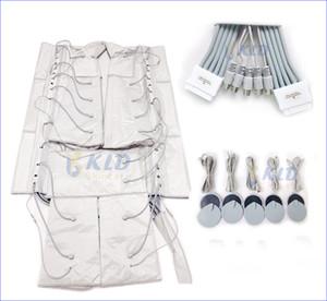 Far Infrared Isıtma Lenf Drenaj Makinesi Full Suit Presoterapia CE Sertifikalı ile Hava Basıncı Pressotherapy Masaj zayıflama makinesi