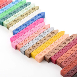 Sealing Strips Dedicated Stick Retro Paint Stamp Letter Vintage Seal Wax Handmade Hobby Wedding Invitation DIY Tools Colorful