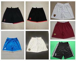Pantaloncini di calcio sportivi di qualità tailandese per uomo, sconti economici 2019 negozi online da uomo in vendita, pantaloncini da allenamento per calcio, ventilatore Streetwear Abbigliamento