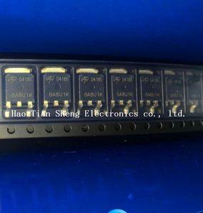 Livraison gratuite / 50pcs / lot gros AOD4185 AOD4185L TO-252 40V 40A P-canal en mode de mise en valeur transistor à effet de champ Nouveau original en stock