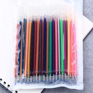 Прочный Практические Гелевая ручка Refills Набор Дом, школа Multicolor Дать, Студенты Написание картины для инструмента
