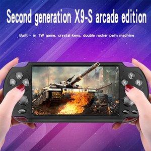 Intégré 10.000 jeux, 8 Go de 5,1 pouces jeu portable Joueur Handheld Jeu Vidéo Caméra FM Portable accessoires de jeux vidéo