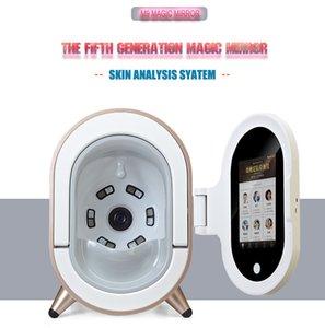 2020 Новый Пятое поколение Magic Mirror Intelligent Skin Analyzer Face Skin Анализ машины Оборудование для салонов красоты Оборудование для лица