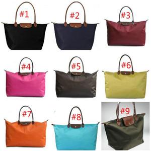Новые сумки Женщины моды Оксфорд плеча сумки Lady большой емкости Практические Женский Сумочка Сплошной цвет Женщина сумка кошелек # 20