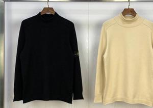 Winter Men Pullover Sweater Hoodie Long Sleeve Design Sweatshirt Mens Fashion Knitwear Sweaters Winter Clothing