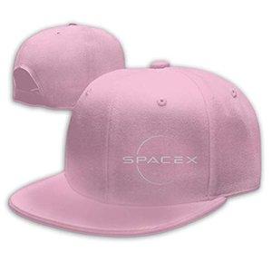 disar-т Охладить SpaceX Unisex регулируемого Caps Baseball островерхого Sandwich Hat Спорт на открытом воздухе Snapback Cap Hat Summer Hip Hop Подогнанной Cap Мода