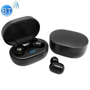 디지털 디스플레이와 F2 스포츠 방수 블루투스 헤드셋 블루투스 5.0 무선 헤드셋