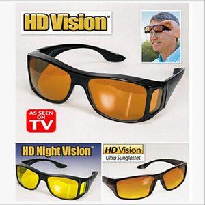 HD Vision Wrap-around-Sonnenbrillen Multi-Funktions-Nachtsichtbrille Arbeitsschutz Nachtsichtbrille Brille fahren