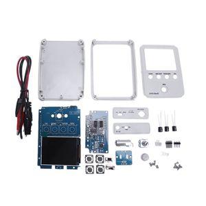 Tech 15001K Diy Diy Dijital Osiloskop unassembled Kiti ile Konut Orjinal Dso-Shell