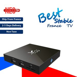 New X96 Android Amlogic S905X 1GB 2GB 8GB 16GB Smart TV BOX French Belgium Benelux Sports IPTV Abonnement no channels included