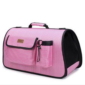 Single-Shoulders D-P Cat Handbag Carrier Outdoor Supplies HA161 Bags BAG Multi-function Foldable PET Pets Dog Nylon Breathable Portable Negs