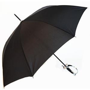 Épée parapluie vent long manche parapluie DesignSelf-défense entièrement automatique 2018 Parapluies Black Men 8 côtes Livraison gratuite A1-41