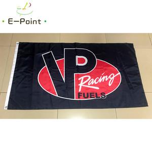 Bandeira de VP Racing Fuels 3 * 5ft (90 cm * 150 cm) bandeira de Poliéster Bandeira decoração voando jardim de casa bandeira Presentes festivos