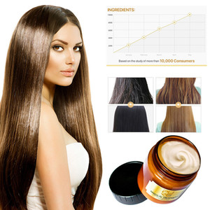 PURC قناع الشعر السحري 120 ملليلتر أركان الشعر النفط condietoner الكيراتين الطبيعي إصلاح ماسك العلاج لينة لامعة العناية بالشعر