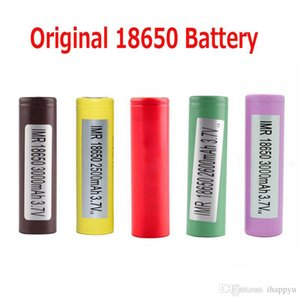 2018 nuovo Originale 18650 Batteria LG HG2 Samsung INR18650 30Q 3000 MAH HE2 HE4 INR 25R 2500 mah Ricaricabile Batterie 100% Autentico Disponibile