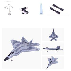 FX-822 de 2,4 GHz 290 milímetros envergadura PPE RC lutador Feito Battleplane RTF controlador remoto RC Quadrotor avião-robô Brinquedo Modelo