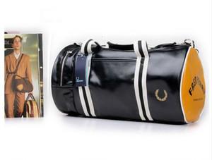Sonderangebot Neue Outdoor Sporttasche Hochwertige PU Weiche Leatherr Sporttasche, Männer Gepäck Reisetasche, Freies Verschiffen
