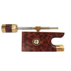 Наоми набор Скрипка лук змеиное дерево лягушка ж/Золотой фитинг Париж глаз лягушка для скрипки 1/2 новый