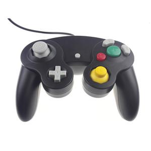 10 farben Top Qualität NGC Wired Game Controller Gamepad für NGC Gaming Console Gamecube Turbo DualShock Wii U Verlängerungskabel ohne Box