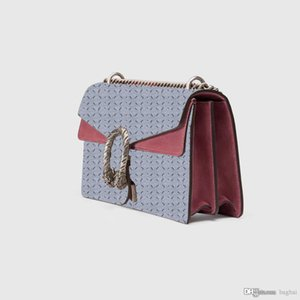 Сумка дизайнерские сумки один топ роскошные наклонные плеча бренд моды известных женщин сумки crossbody талии 400249 мини вино пакет 2020 5AWW