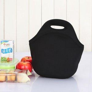 100% Neoprene Lunch Bags Refrigerador Isolamento Lunch Bags para Crianças Crianças Saco Térmico Lunch Box Atacado
