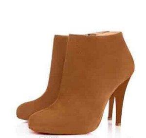 Designer-e Bota Outono-Inverno Moda Sapatos Para Mulher Belle botas de luxo Designer Atacado Fábrica de boa qualidade
