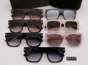 2020 Yeni Boş Kişilik Güneş İçin Bay Bayan Gözlük tom Tasarımcı Güneş Gözlüğü UV400 ford Moda Güneş 0711 Açık hava etkinlikleri