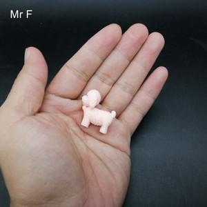 Kid Gift Yellow Walking Dog Simulation Animal Model Preschool Educational Toy Game Technology Gift
