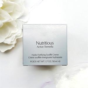 Spedizione gratuita !! Lauder marca Cream 50ML nutriente Active-Tremella Hydro Fortificante Souffle Creme Skin Care Cream Fast Delivery