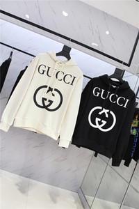 Yeni Moda Marka Tasarımcı Uzun Hoody Hip Hop Erkekler Marka Hoodie Kazak Baskı Ceket Erkekler Rasgele Medusa tişörtü kollu