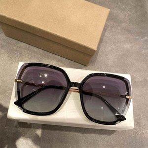 Recenti D10 lettere da donna Occhiali da sole donna Goggle Occhiali da sole UV400 031803 3 colori disponibili con la scatola