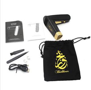 En Yeni Hotest Taşınabilir mini USB güç tütsü brülör arap elektrik Bakhoor şarj edilebilir Müslüman Ramazan dukhoon Aromaterapi makinesi