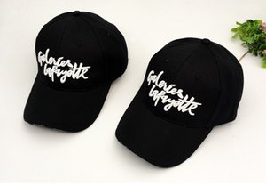 2019 hat summer men and women tide casual wild cap Korean version of European students black baseball cap