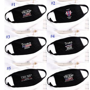 Donald Trump face Masks bulak rouska keep america great 2020 mask cotton Donald Trump designer mycutebaby007 jtccP