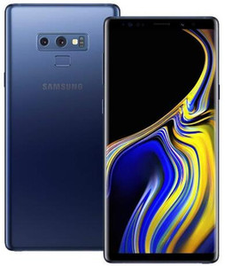 "Samsung Galaxy Note 9 Note 9 N960U Original LTE Mobile Phone cta Core 6.4 ""Dual 12MP RAM 6GB ROM 128GB NFC مجدد"