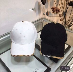cap cap chapéu novo marca de design clássico chapéu bordado beisebol ajustável cap moda senhoras moda casual baseball 2019 verão