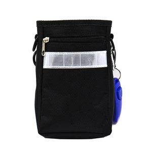 Portable Pet Dog Training Treat Snack Bait Pet Feed Pocket Pouch Waist Back Outdoor Pouch Food Bag Dogs Snack Bag Pack