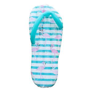2018 Летней мода Надувной бассейн Трусы Floating Row Flamingo шаблон поплавки безопасность водонепроницаемые воды Кронштейны Горячая Продажа 37xy X