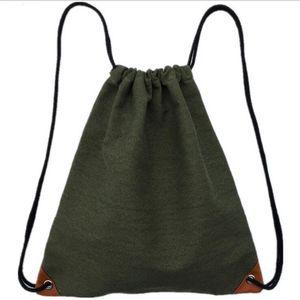 Hot Sale-2018 New blank Lovely Bag Fantasy Backpack Student Boy Girl Schoolbag Travel College Rucksack Drawstring Bag shoes packages