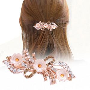 Small drill hairpin headdress