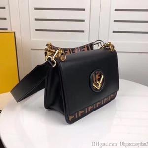 L'alta qualità borsa in pelle borsa delle signore di apertura borsa fibbia magnetica e borsa a tracolla chiusura Messenger 25-19-10cn