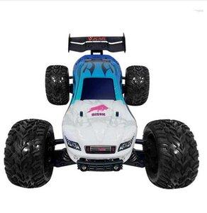 VKAR Гонки BISON V3 1/10 2.4G 4WD 100 км / ч бесщеточный RC автомобилей с металлическим дном Тарелка RTR Модель пульта дистанционного управления Автомобили Детские игрушки