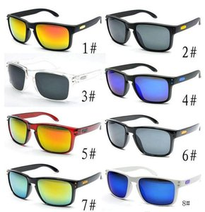 Retro SıCAK Güneş Gözlüğü Erkekler Marka Tasarımcı Kare Ayna lens Güneş Gözlükleri Kadınlar için Unisex Klasik Stil UV400 Koruma Objektif ADEDI 10 Pairs
