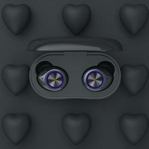 Whloesale alta calidad automático de emparejamiento de alta fidelidad de sonido de calidad TWS TW60 magnética en la oreja del auricular de Bluetooth inalámbrico para Smartphone