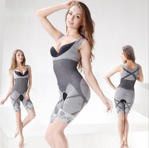 Nuevo Bamboo Fiber Magic adelgaza la cintura la ropa interior del cincher, los trajes de la talladora del cuerpo Pantalones Sujetador Body Body Shaping, mujeres del body, camisola