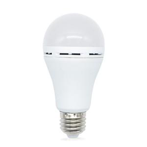 Edison2011 9W 12W Светодиодные лампы 95-265В E27 Аккумуляторная батарея Светодиодная лампа аварийного освещения Аварийное ночное освещение